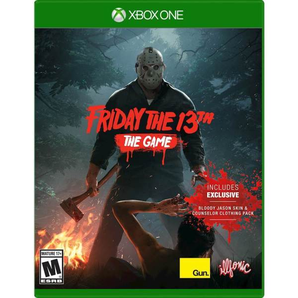 Friday the 13th  The Game   Xbox One   Best Buy