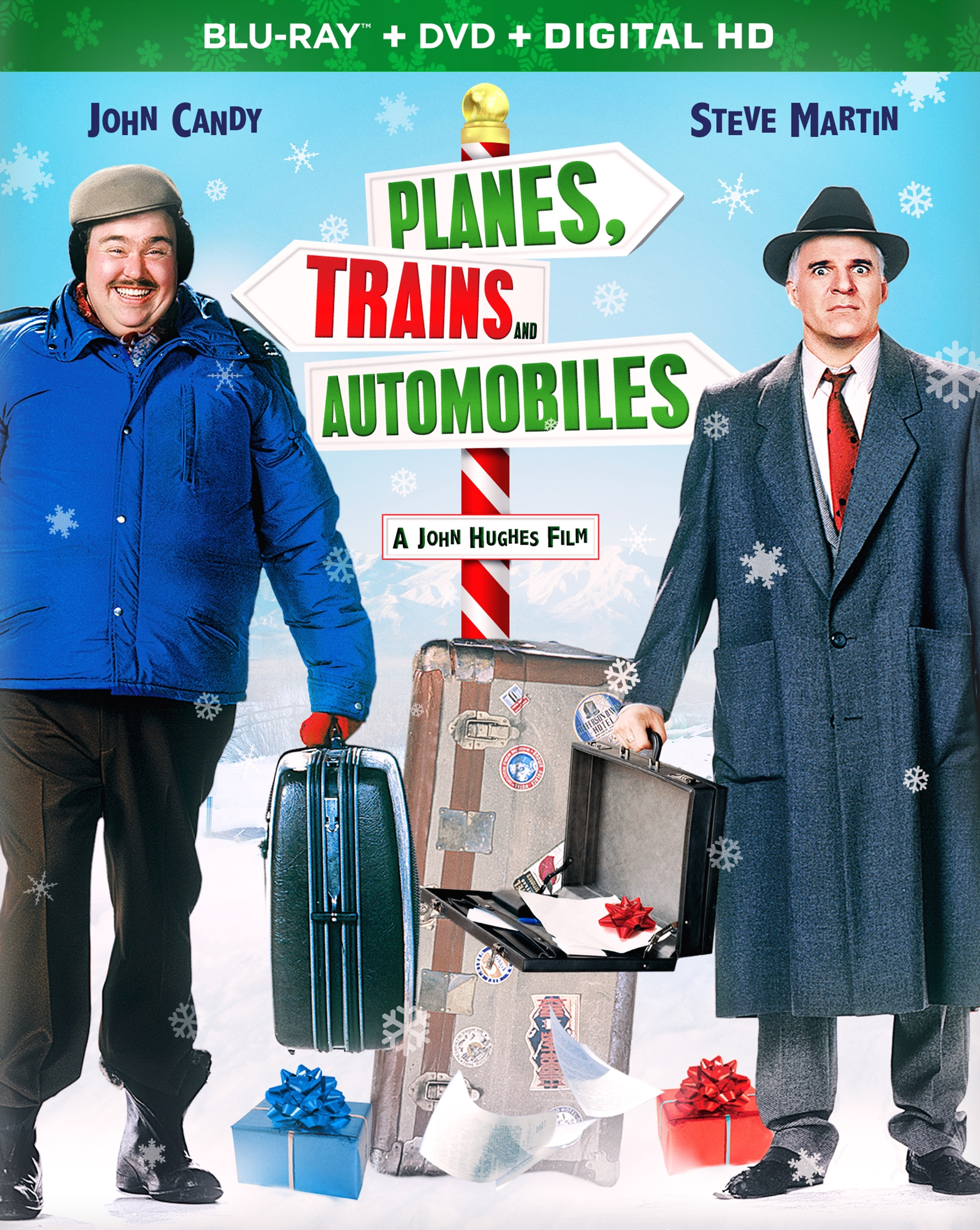 Planes Trains And Automobiles Includes Digital Copy Blu Ray Dvd 1987