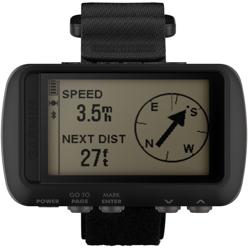 Garmin - Foretrex 601 GPS Watch - Black
