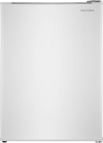 Insignia™ - 2.6 Cu. Ft. Mini Fridge - White