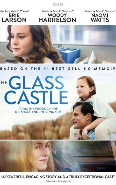 The Glass Castle [DVD] [2017] - Best Buy