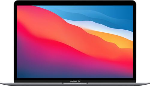 "MacBook Air 13.3"" Laptop - Apple M1 chip - 8GB Memory - 512GB SSD (Latest Model) - Space Gray"