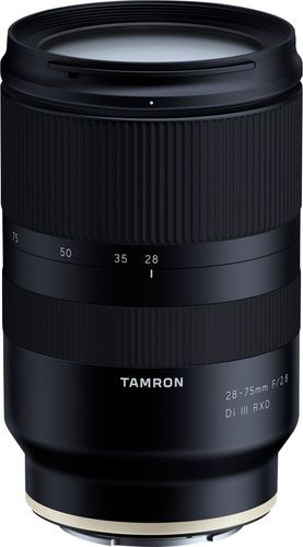 Tamron - 28-75mm f/2.8 DI III RXD Zoom Lens for Sony E-Mount - Black