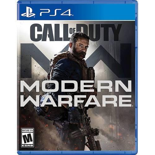 Call of Duty: Modern Warfare Standard Edition - PlayStation 4, PlayStation 5