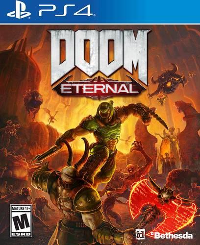 DOOM Eternal Standard Edition - PlayStation 4, PlayStation 5