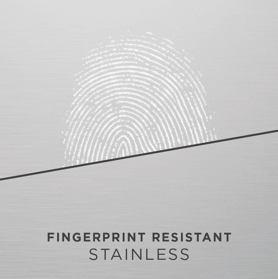 ge 25 1 cu ft fingerprint resistant side by side refrigerator stainless steel
