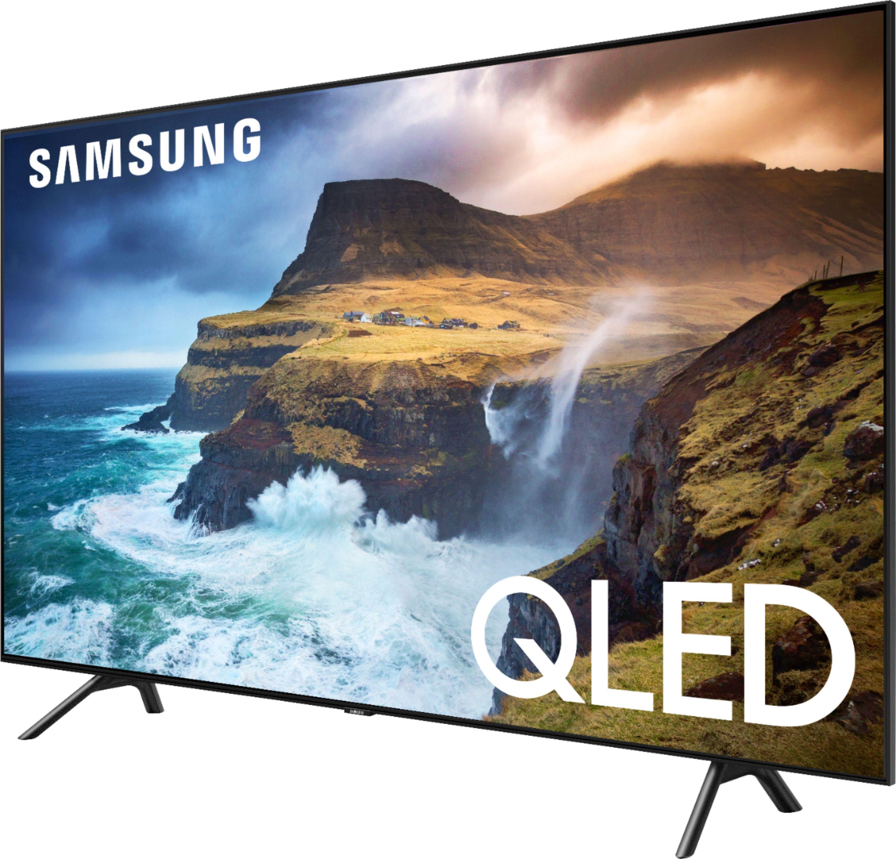samsung 65 class q70 series led 4k uhd smart tizen tv