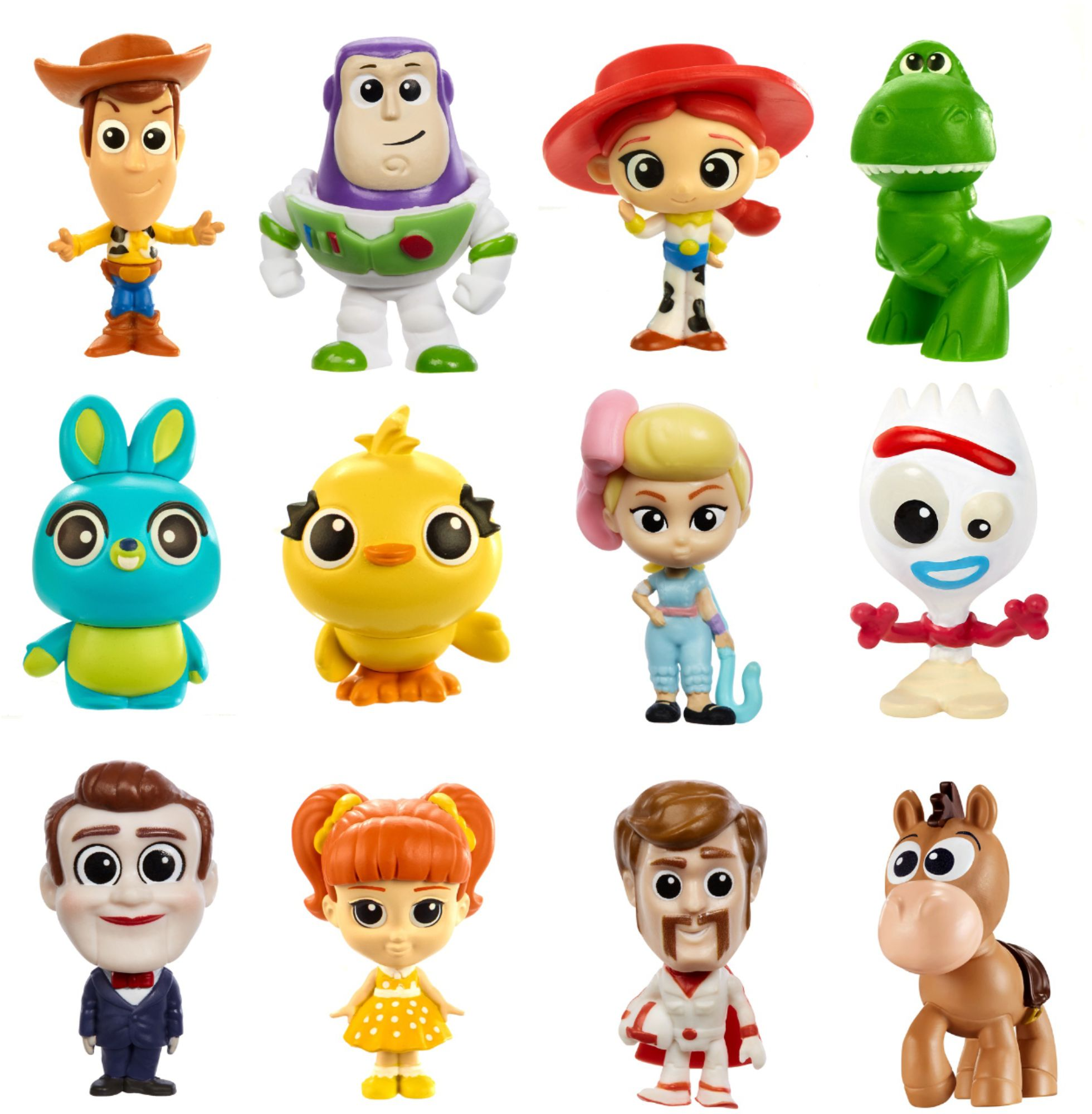 Disney Pixar Toy Story 4 Mini Figure Styles May Vary Gcy17