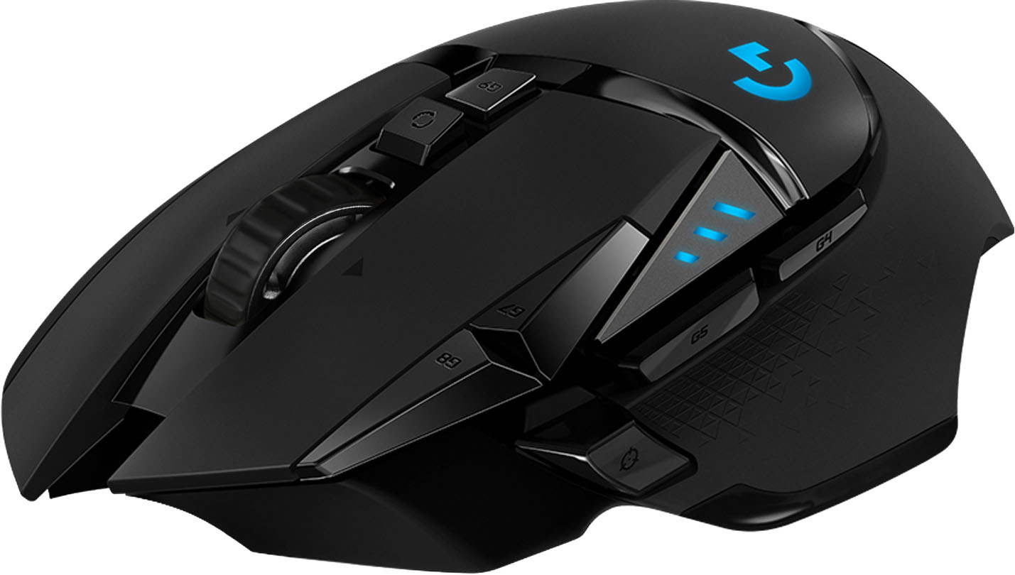 Logitech - G502 Lightspeed Wireless Optical Gaming Mouse with RGB Lighting - ... 97855145246 | eBay