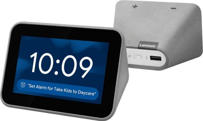 Lenovo Smart Clock With Google