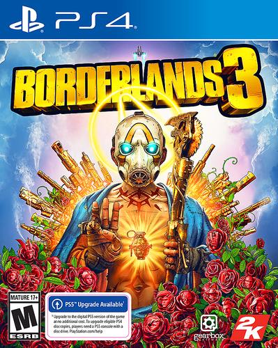 Borderlands 3 Standard Edition - PlayStation 4, PlayStation 5