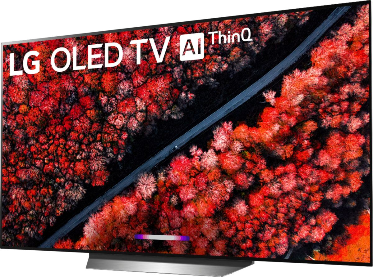 "LG 77"" Class OLED C9 Series 2160p Smart 4K UHD TV with HDR ..."