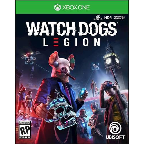 Watch Dogs: Legion Standard Edition - Xbox One, Xbox Series X