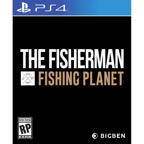 The Fisherman - Fishing Planet - PlayStation 4, PlayStation 5