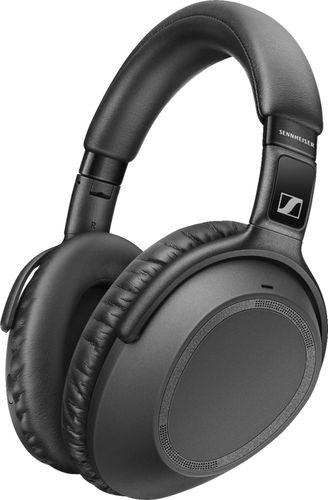 Sennheiser - PXC 550-II Wireless Noise Cancelling Over-the-Ear Headphones - Black