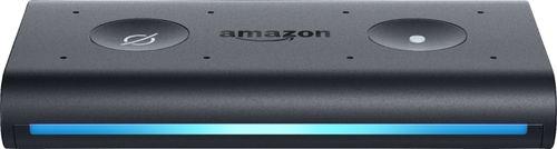 Amazon - Echo Auto Smart Speaker with Alexa - Black