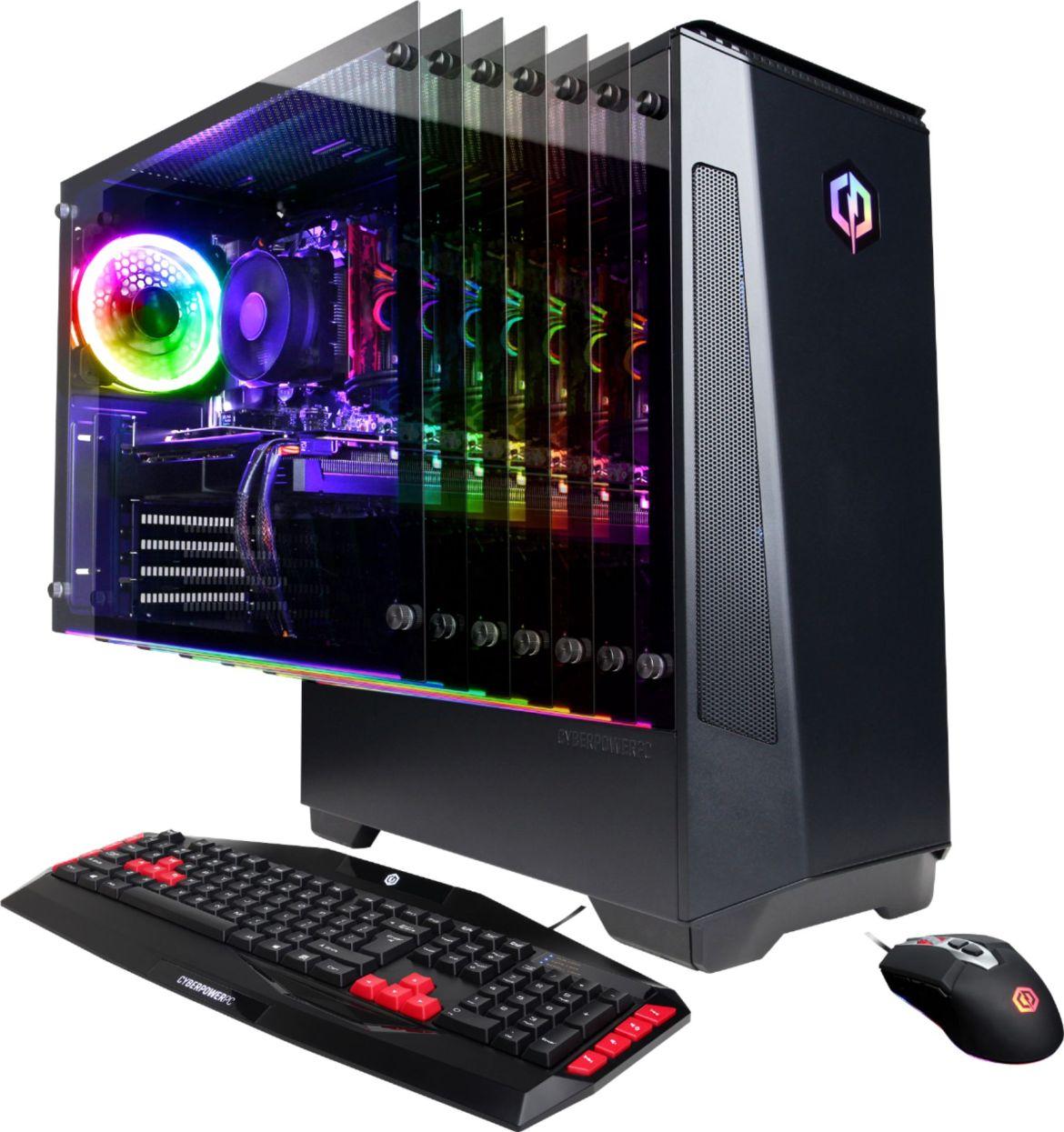 CyberPowerPC - Gaming Desktop