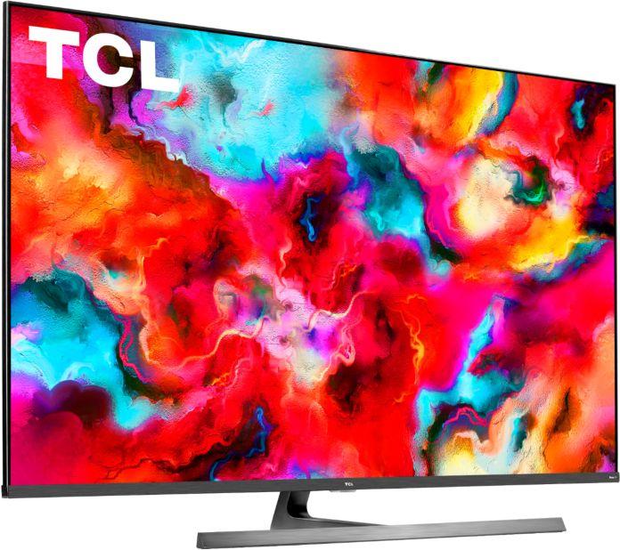 Tcl 65 Class 8 Series 4k Mini Led Qled Dolby Vision Hdr Roku Smart Tv 65q825 65q825 Best Buy