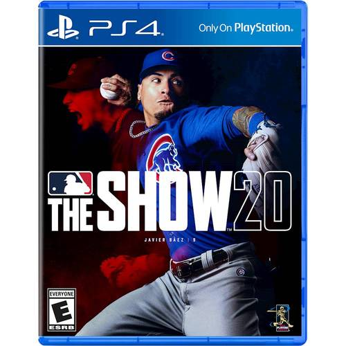 MLB The Show 20 Standard Edition - PlayStation 4, PlayStation 5