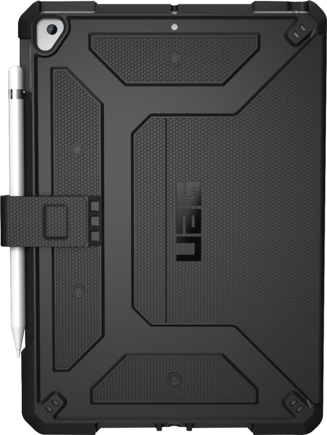 "UAG - Metropolis Folio Case for Apple® iPad® 10.2"" (7th Generation 2019) - Black"