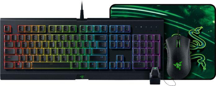Best Buy Razer Essential Wired Gaming Bundle Black Rz85 02261300 B3u1