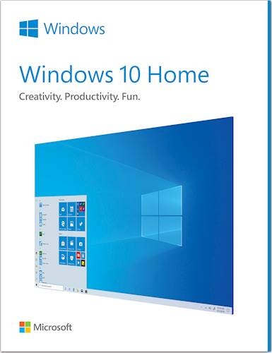Windows 10 Home - English - Windows