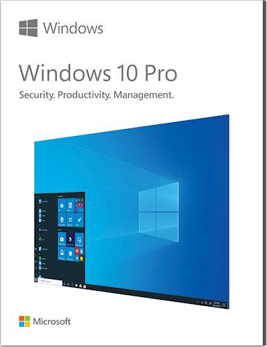 Windows 10 Pro - English - Windows