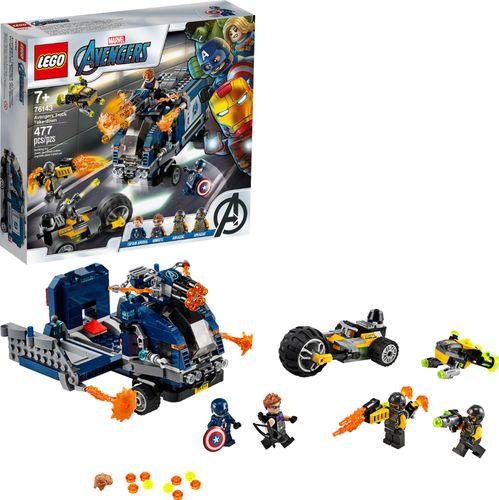 LEGO - Marvel Avengers Truck Take-down 76143