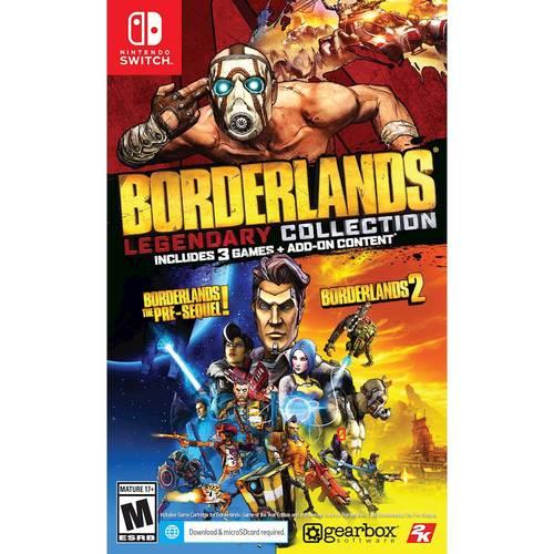 Borderlands Legendary Collection - Nintendo Switch, Nintendo Switch Lite