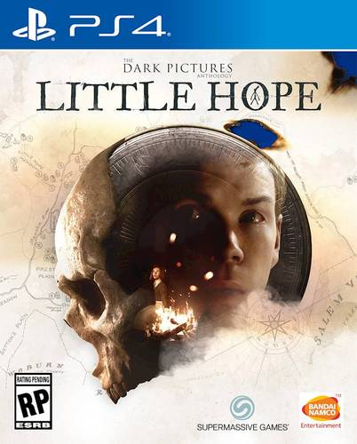 The Dark Pictures Anthology: Little Hope Standard Edition - PlayStation 4, PlayStation 5