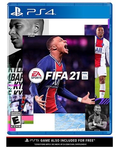 FIFA 21 Standard Edition - PlayStation 4, PlayStation 5