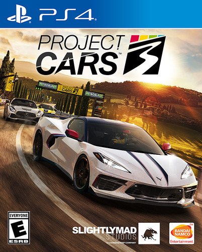Project CARS 3 - PlayStation 4, PlayStation 5