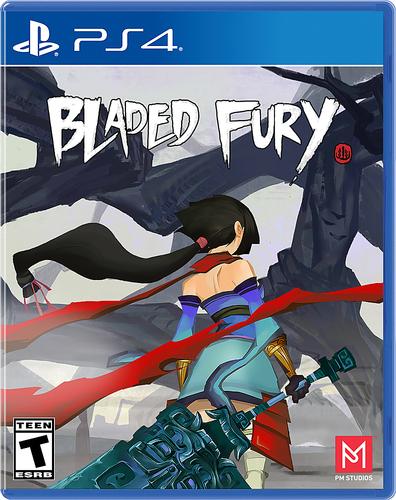 Bladed Fury - PlayStation 4, PlayStation 5