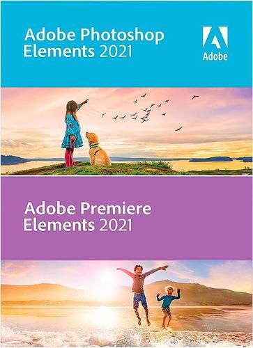 Adobe - Photoshop Elements & Premier Elements 2021