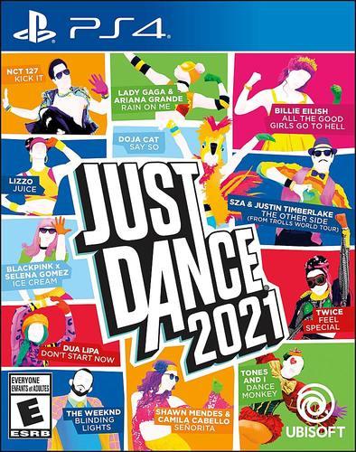 Just Dance 2021 - PlayStation 4, PlayStation 5
