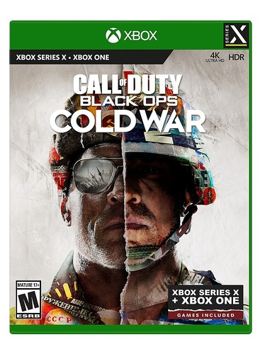Call of Duty: Black Ops Cold War Standard Edition - Xbox Series X