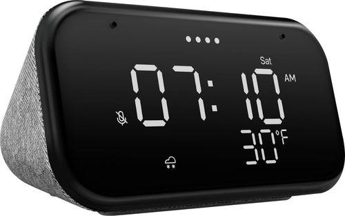 Lenovo Smart Clock Essential - Soft Touch Gray