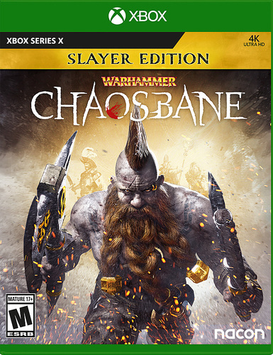 Warhammer: Chaosbane Slayer Edition - Xbox Series X