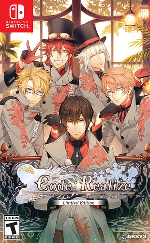 Code: Realize ~Wintertide Miracles~ Limited Edition - Nintendo Switch