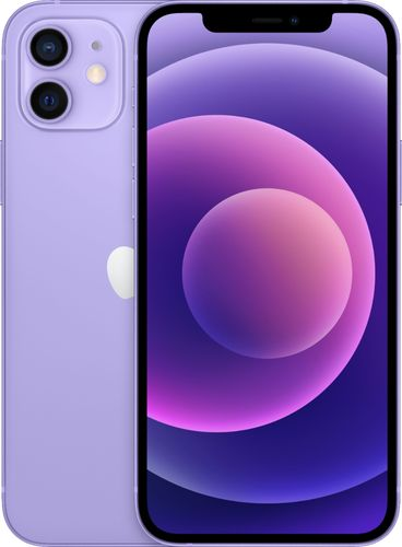 Apple - iPhone 12 5G 256GB - Purple (Sprint)