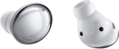 Samsung - Galaxy Buds Pro True Wireless Earbud Headphones - Phantom Silver