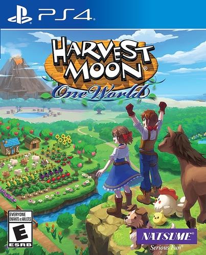 Harvest Moon One World - PlayStation 4