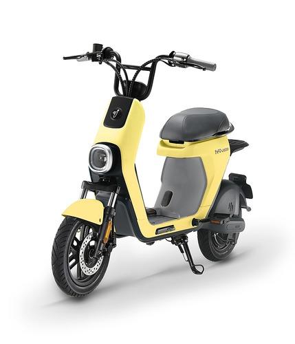 Segway - eMoped C80 w/52 mi Max Operating Range & 20 mph Max Speed - Yellow