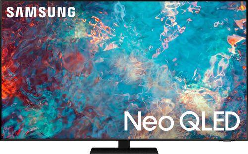 """Samsung - 55"""" Class QN85A Neo QLED 4K UHD Smart Tizen TV"""