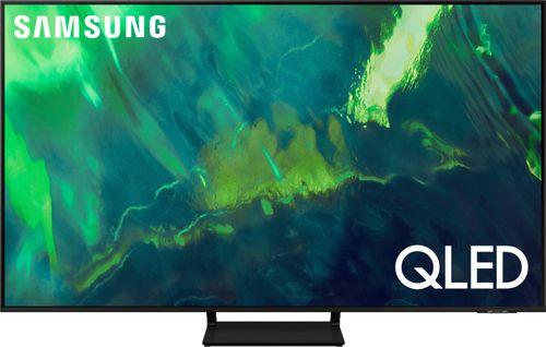 """Samsung - 85"""" Class Q70A Series QLED 4K UHD Smart Tizen TV"""
