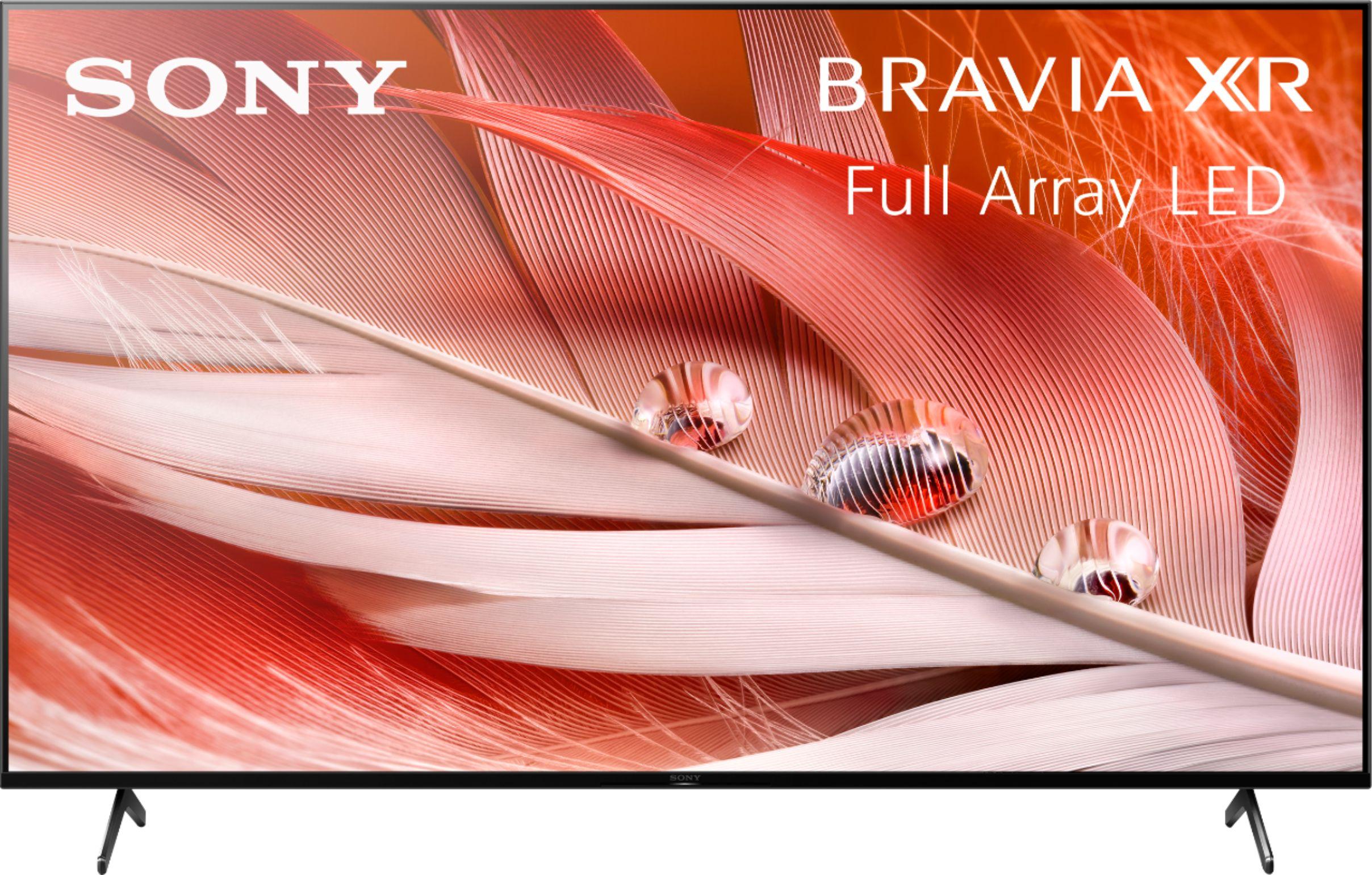 "Sony - 65"" Class BRAVIA XR X90J Series LED 4K UHD Smart Google TV"