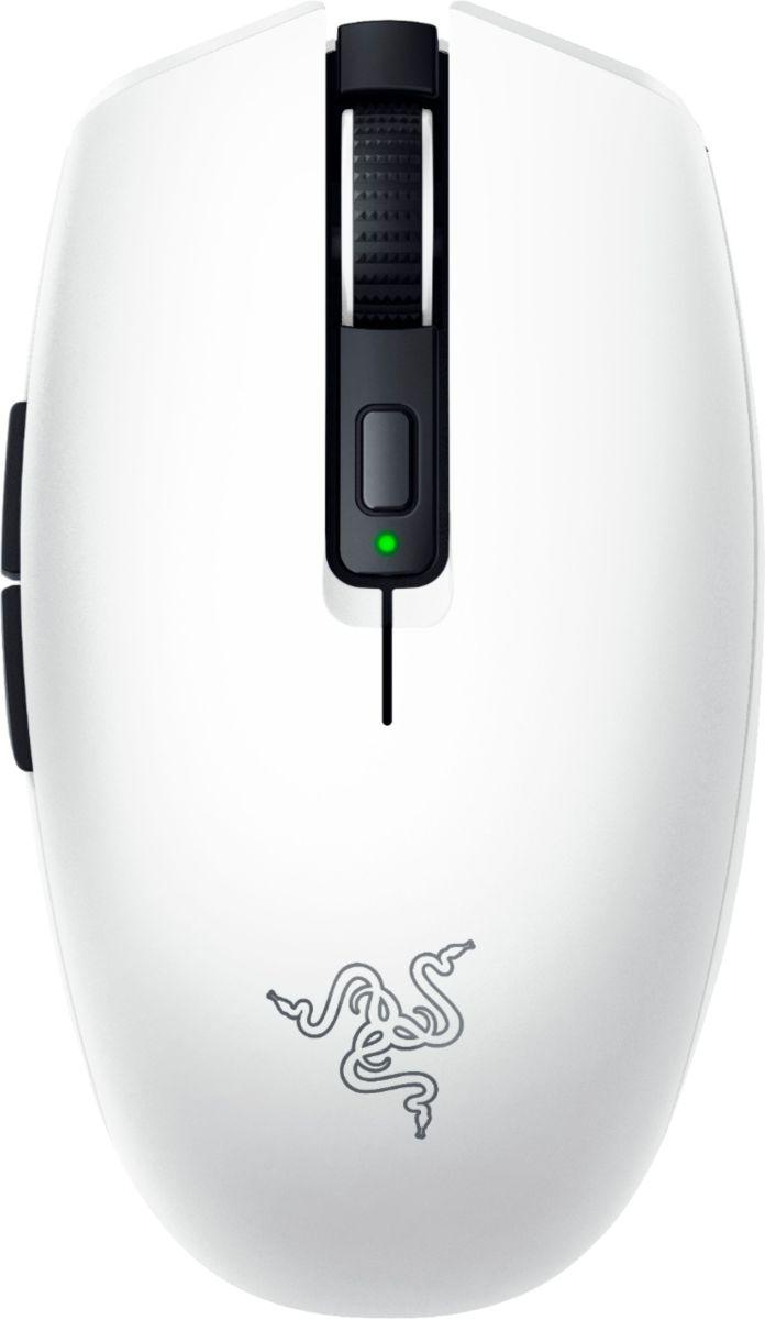 Razer Orochi V2 Wireless Optical Gaming Mouse White Rz01 03730400 R3u1 Best Buy