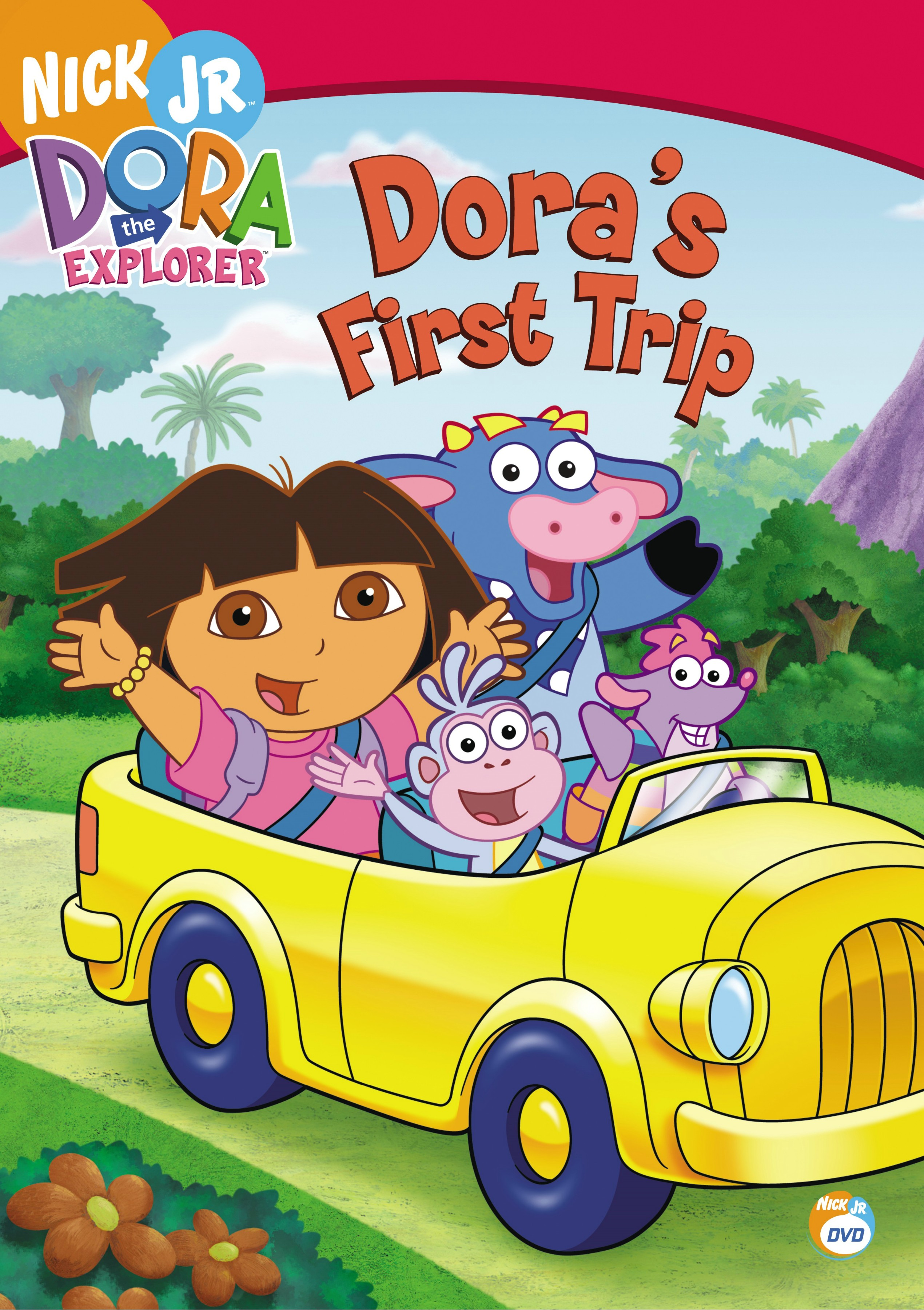 Dora The Explorer Dora S First Trip Dvd