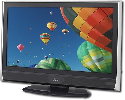 Best Buy Jvc 32 Flat Panel Lcd Hdtv Lt32x667