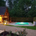 où situer ma piscine dans mon jardin ?